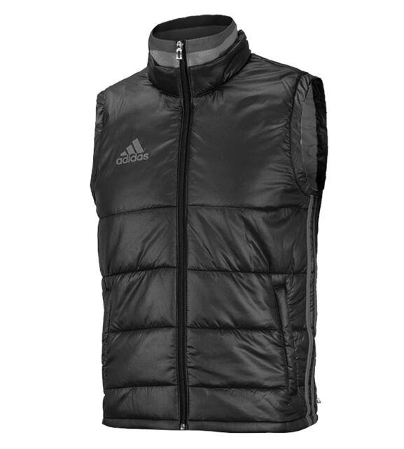 Adidas Men Condivo 16 Stadium Jacket Winter Black Hooded