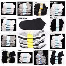 "6 Pairs Kids Boys Girls Junior Socks /""Skin contact surface 100/%-cotton/"" US 13~3"