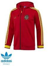 New Mens SPAIN ADIDAS HOODED sweatshirt ZIP TRACKSUIT hoodie TOP size M
