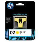 HP Ink Cartridge 02 Yellow C8773WA