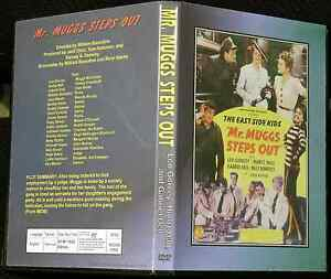 Mr-Muggs-pasos-Dvd-el-East-Side-Kids-Leo-gorcey-huntz-Hall