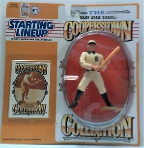 Starting Lineup Cooperstown Collection Ty Cobb 1993 Kenner Sealed Original NIB