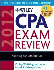 Wiley CPA Exam Review 2012, Auditing and Attestation-ExLibrary