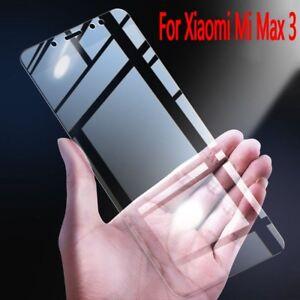 For-Xiaomi-Mi-Max-3-Full-Cover-Tempered-Glass-Screen-Protector-Anti-scratch-9H-amp