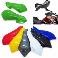 Plastic Motorcycle Handguards Hand Guards For Honda Yamaha Dirt Ktm Mx Atv Color