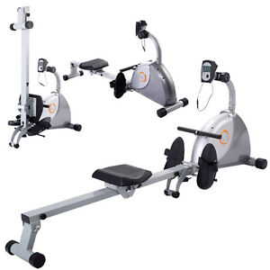 is a rowing machine cardio