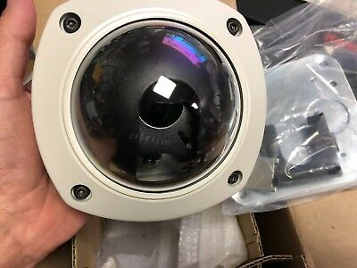 Tétine Dôme Caméra de Surveillance Extérieur Intérieur Faux Sécurité CCTV Flash
