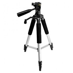 57-034-DSLR-Camcorder-Tripod-with-3-Way-Pan-Head-3-Section-Leg-and-Quick-LeverLock