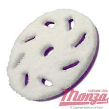 "Monza 6"" DA Microfibre Vented Cutting Pad Dual Action Polishers, *Meguiars MT320"