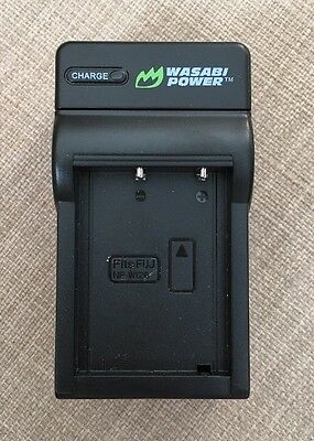 Wasabi Power Charger for Fujifilm NP-W126