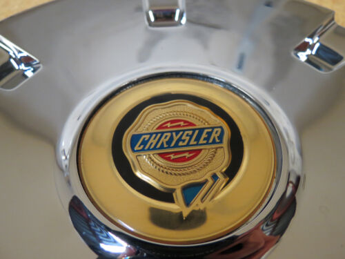 """2004-2008 Chrysler Pacifica 17/"""" Inch Gold Medallion Wheel Center Cap OEM Mopar"""