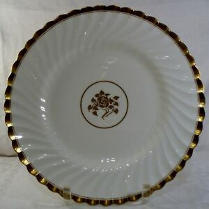 Minton-Gold-Rose-Salad-Plate
