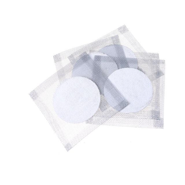 5pcs Lab Wire Gauze Square Bunsen Burner Ceramic Tripod Net Mesh ...