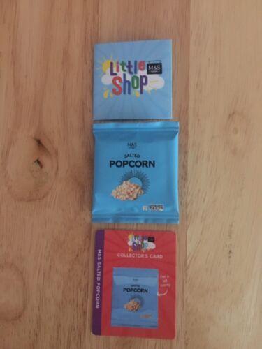 ms little shop mini collectables Popcorn