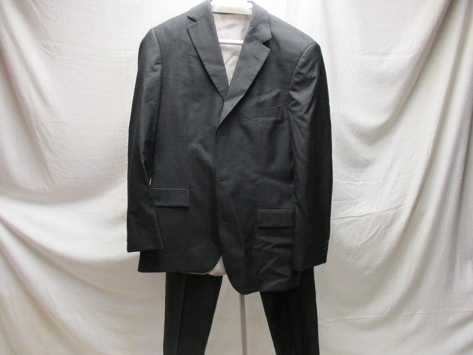 Hugo Boss Men's 2 Piece 3 Button Suit 40US Made in USA Originally over