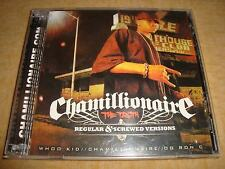 CHAMILLIONAIRE - The Truth  (2 CDs - Regular & Screwed Version)  WHOO KID OG RON