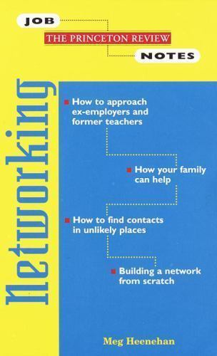 (NEW) Networking (1997, PB) by Meg Heenehan- Fast Free Ship