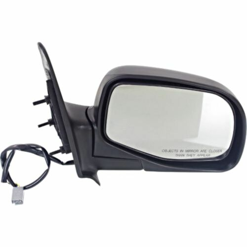 Fits 93-05 Ranger 96-05 Mazda Pickup Right Passenger Power Mirror Textured Black