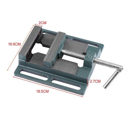 100mm Maschinenschraubstock Schraubstock Tischbohrmaschine Ständerbohrmaschine