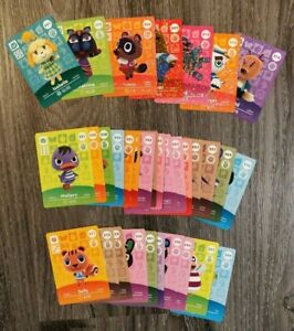 Animal-Crossing-Amiibo-Cards-Series-4-you-pick