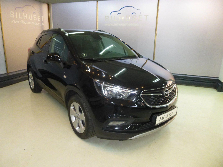 Opel Mokka X 1,6 CDTi 136 Enjoy 5d - 219.900 kr.