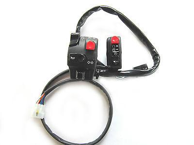 Moto Guzzi Startschalter Tommaselli Licht schalter Blinker LM T3 SP V35 65 Cali