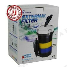 SUNSUN 603-B External Canister Filter | Aquarium Filter | Fresh & Salt Water