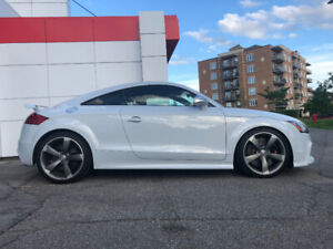 2012 Audi TT RS Coupe (2 door)