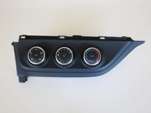 14 15 16 Toyota Corolla Climate Control Panel Temperature Unit A//C Heater