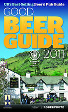 Good Beer Guide 2011,Roger Protz,Very Good Book mon0000100808