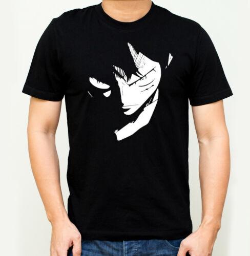 Luffy Top RUFFY regalo de cumpleaños Unisex Manga Camiseta de una sola pieza Anime Tee