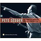 Pete Seeger - Complete Bowdoin College Concert 1960 (Live Recording, 2012)