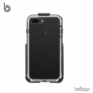 Belt-Clip-Holster-for-Lifeproof-Nuud-Case-iPhone-8-Plus-5-5-034-Built-In-Kickstand