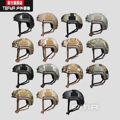 FMA Fast Type Ballistic Helmet Cover TB1310-DE DE L//XL