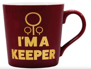 Harry Potter I Am A Keeper Mug