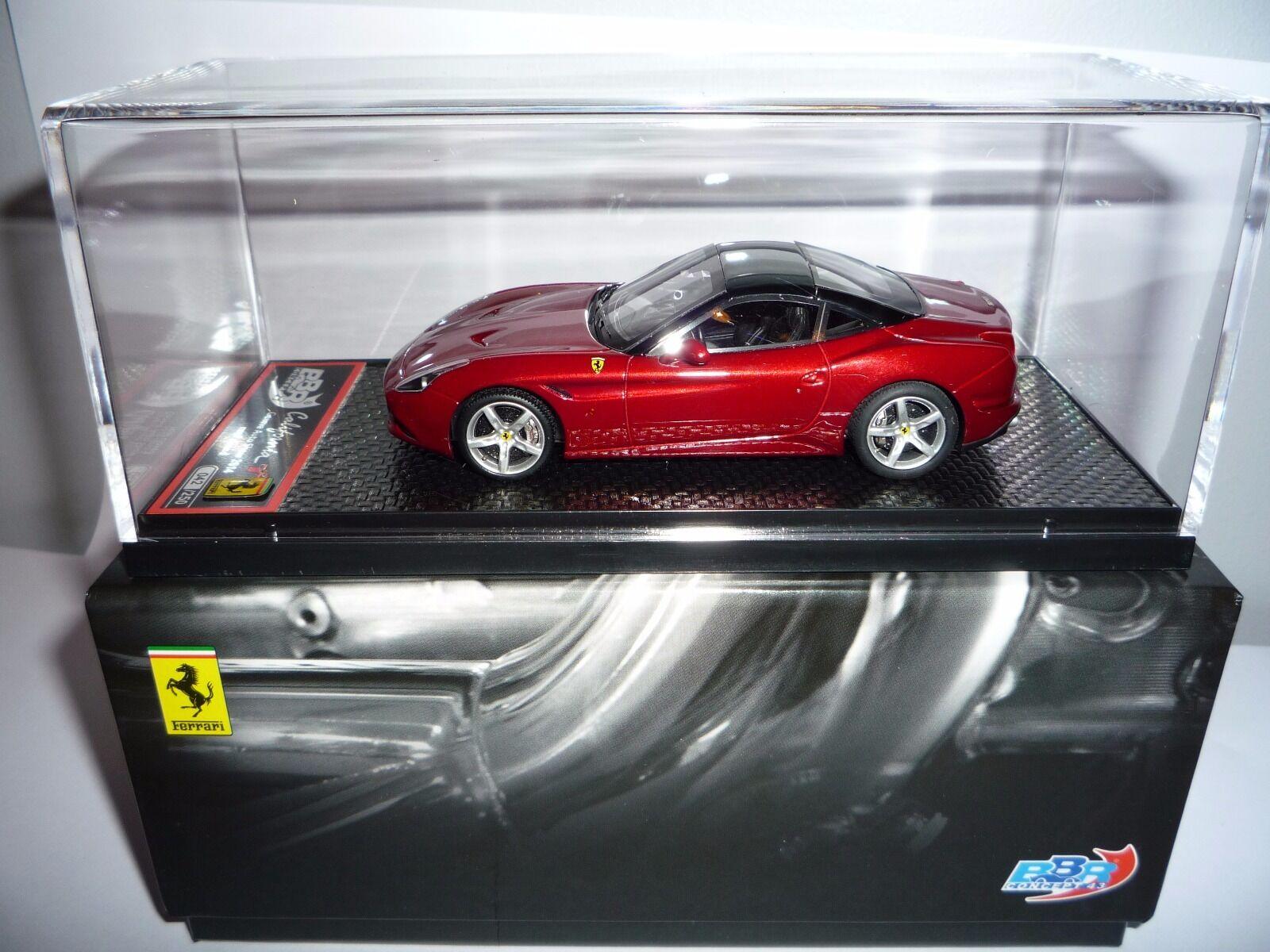 salida de fábrica 1 43 43 43 BBR Ferrari California T Geneve Auto Show 2014 - BBRC140 - Limited 250 Pcs  ahorra hasta un 30-50% de descuento