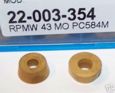 RPMW 43 MO PC68M T/&O INSERTS