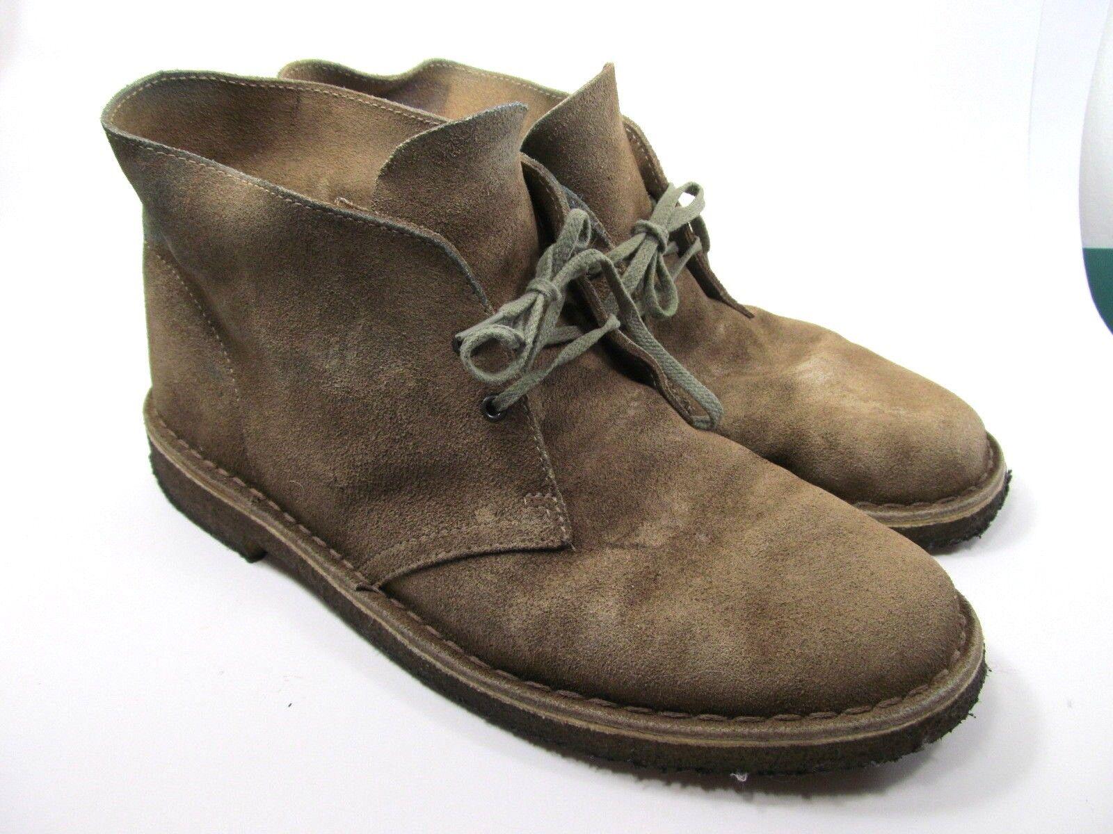 Clarks Originals Desert Chukka Boots shoes Mens Size 11 M