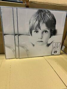 U2 Boy RSD Black Friday LP White Vinyl Versiegelt 40TH Anniversary