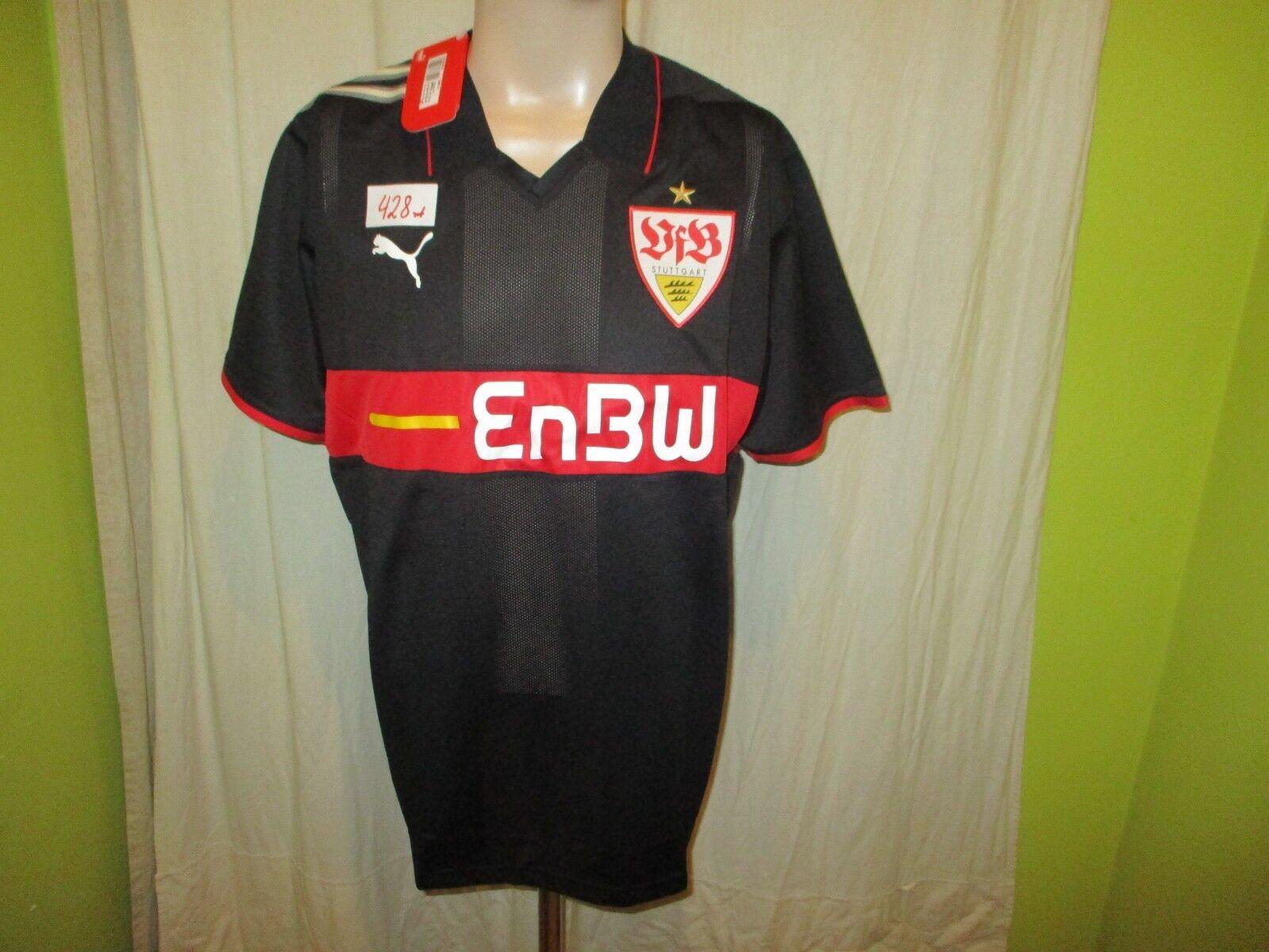 VfB Stuttgart Original Original Original Puma Ausweich Trikot 2009/10