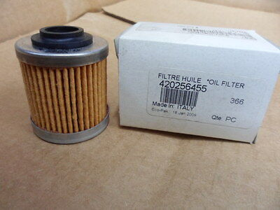 NOS Can Am Oil Filter 2008-2015 DS450 DS450 EFI 420256455