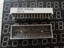 2pcs Aoq A403g Bw 040 Green 7 Segment 4 Digits Display Ca Dip12 Apex