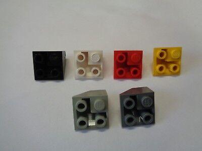 3676 LEGO Briques Penchée Toit Angle Brick Slope Inverted choose color