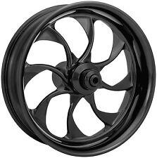 Xtreme Machine - 1202-7905R-XTR-CH - Turbo Dual Disc Front Wheel~ 67-8800