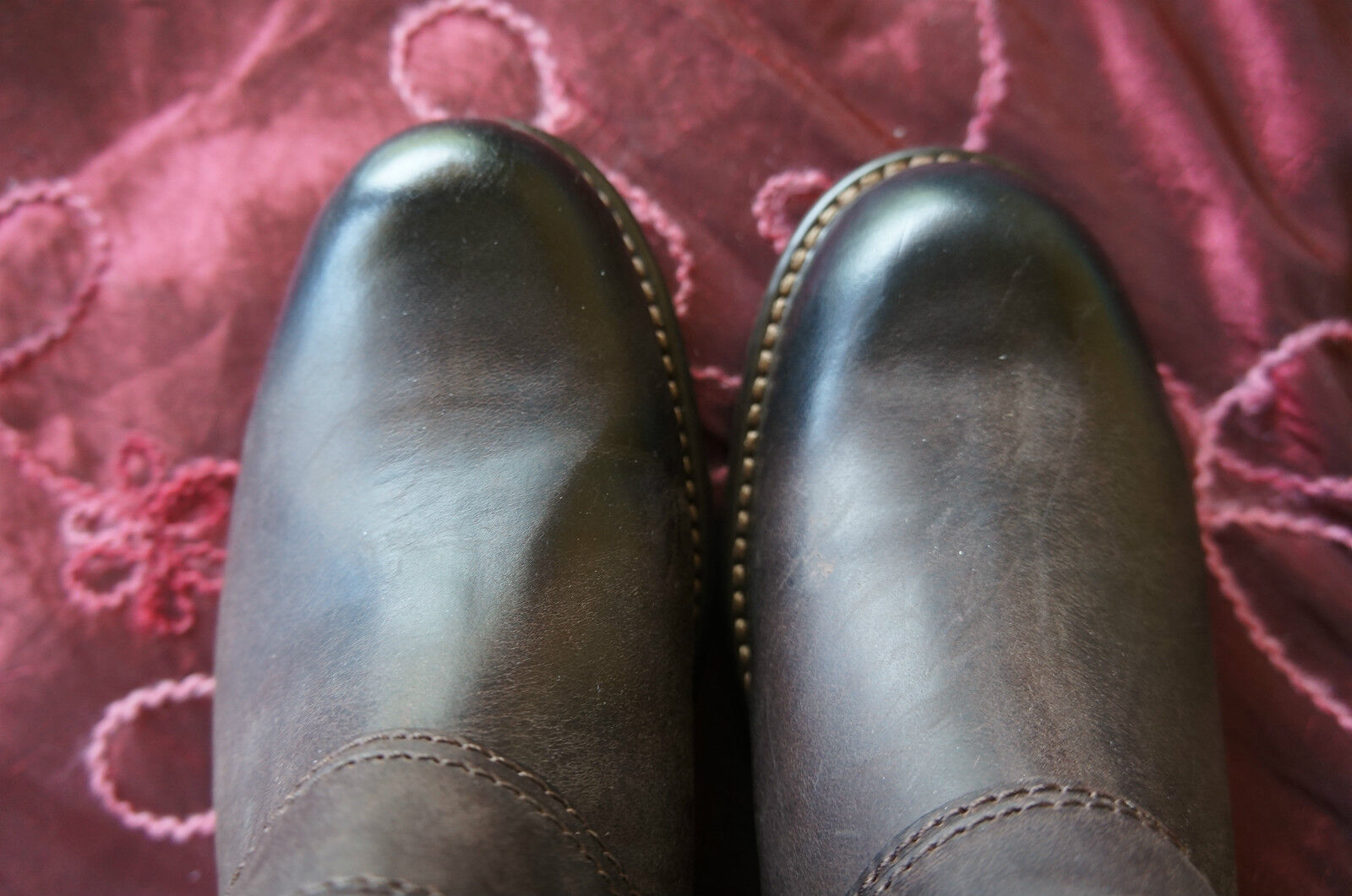 Clarks Orinocco Jive, botas femme - - - marrón (marrón Leather), 39.5 EU - 68e1f3