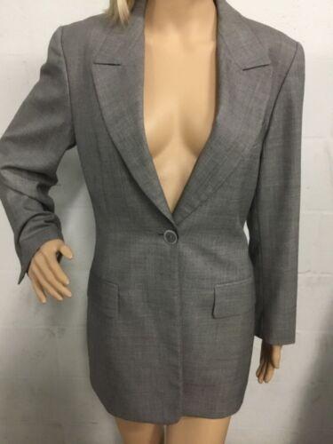 Elements Grey Escada 8 Pantsuit Vintage Silver 6 38 w5A86q