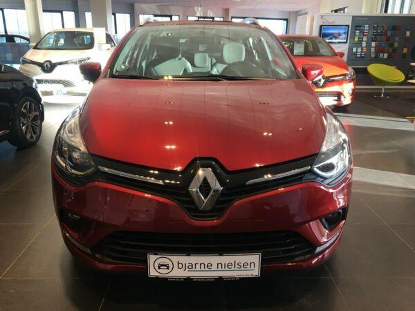 Renault Clio IV 0,9 TCe 90 GO! ST - billede 1