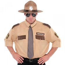 Super Troopers Costume Adult Funny Halloween Fancy Dress