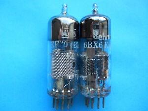 EF80 - 6BX6 MAZDA & BELVU MATCHED PAIR fT6ZbkTB-09091528-838157085