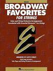 Essential Elements Broadway Favorites for Strings - Violin 1/2 by Dan (Paperback / softback, 2001)